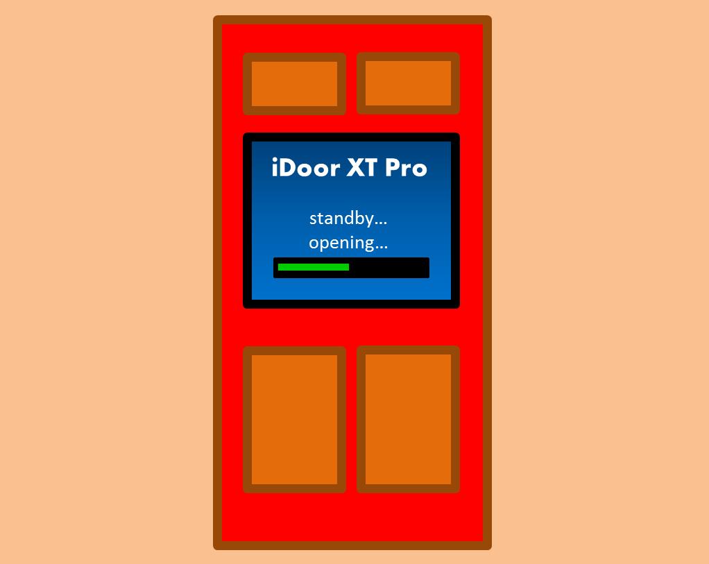 smart door 2